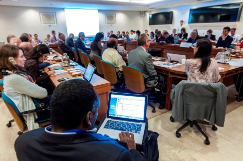 17 October 2014, Rome, Italy - CFS 41 - Side Events: FAO Food for Cities Network - City Region Food Systems - Sustainable Food Systems and Urbanization. FAO headquarters (Lebanon Room)