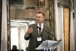 Tim Lang, professore esperto di Food Policy presso l'Università di Londra