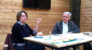 Anna Scavuzzo, Andrea Calori
