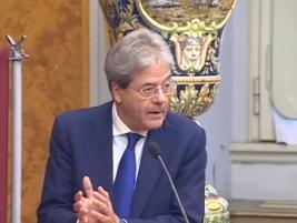 Paolo Gentiloni, Ministro degli Affari Esteri e della Cooperazione Internazionale