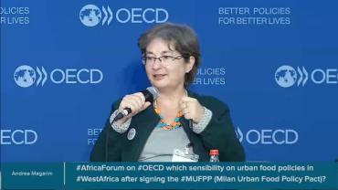 Marie-Dominique de Suremain, Vice-President, ENDA Tiers Monde