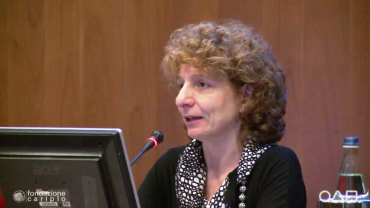 Elena Jachia, area ambiente Fondazione Cariplo
