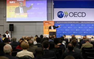 Africa Forum 2016, West African Club OECD