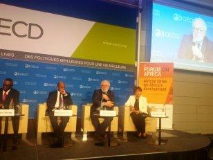 Sessione conclusiva dell'Africa Forum 2016.