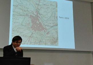 Egidio Dansero, verso l'atalante del cibo di Torino