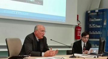 Rettore Gianmaria Ajani