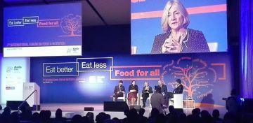 Rosie Boycott, Chair del London Food Board