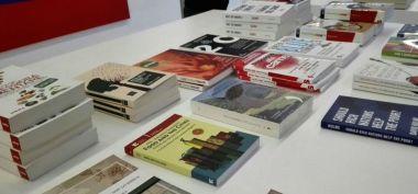 L'imperdibile copia di Food for the Cities nel bookshop all'ingresso del Forum