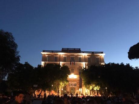 Cena Sociale a Villa Celimontana