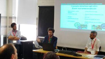 Giacomo Pettenati, Simon Maurno, Alessia Toldo