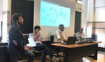 Andrea Magarini, Giacomo Pettenati, Simon Maurano